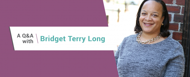 Bridget Terry Long's headshot