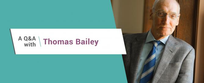 Thomas Bailey headshot