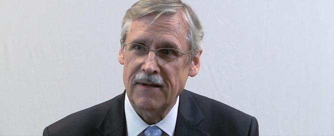 Stephen Burke speaks