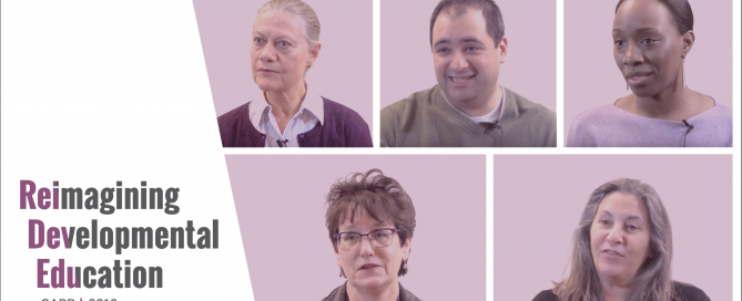 Images of the five interviewees
